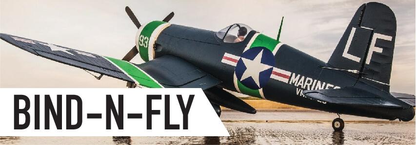 Bind-n-Fly