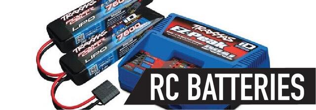 TRX-4 Batteries & Accessories