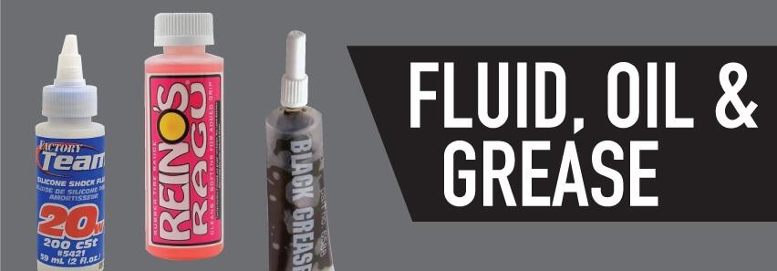 Fluids-Oils-Grease