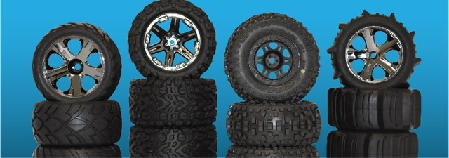 Stampede 2wd Wheels & Tires