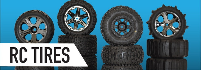 Axial Wraith 1.9 Wheels & Tires