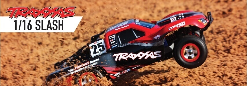 Traxxas 1/16 Slash
