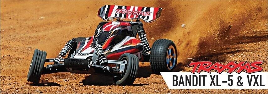 Traxxas Bandit XL-5 & VXL