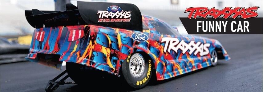 Traxxas Funny Car