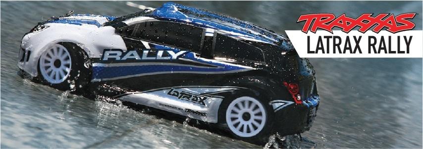 Traxxas LaTrax Rally