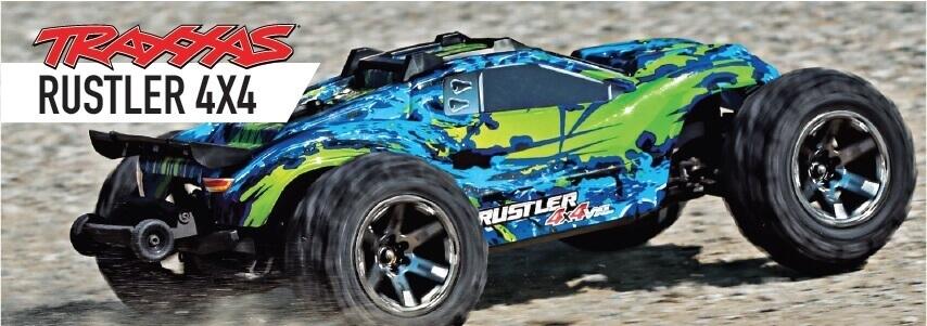 Traxxas Rustler 4x4
