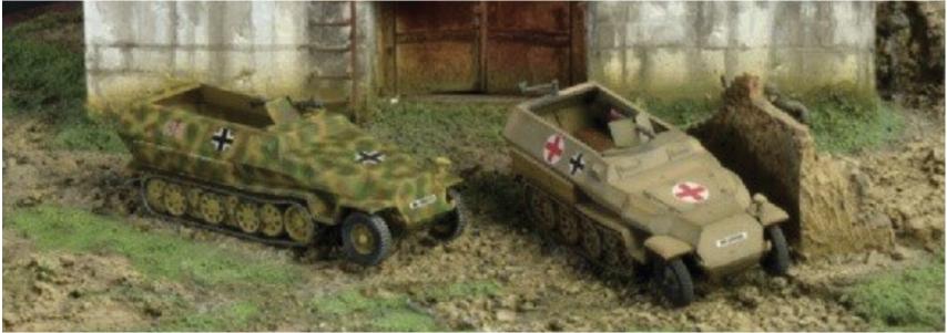 Military & Armor Kits