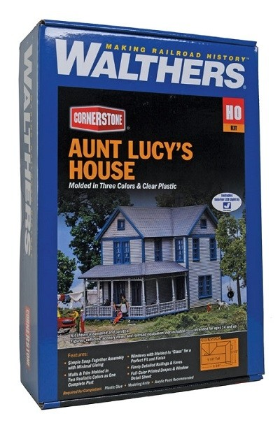 Aunt Lucy's House
