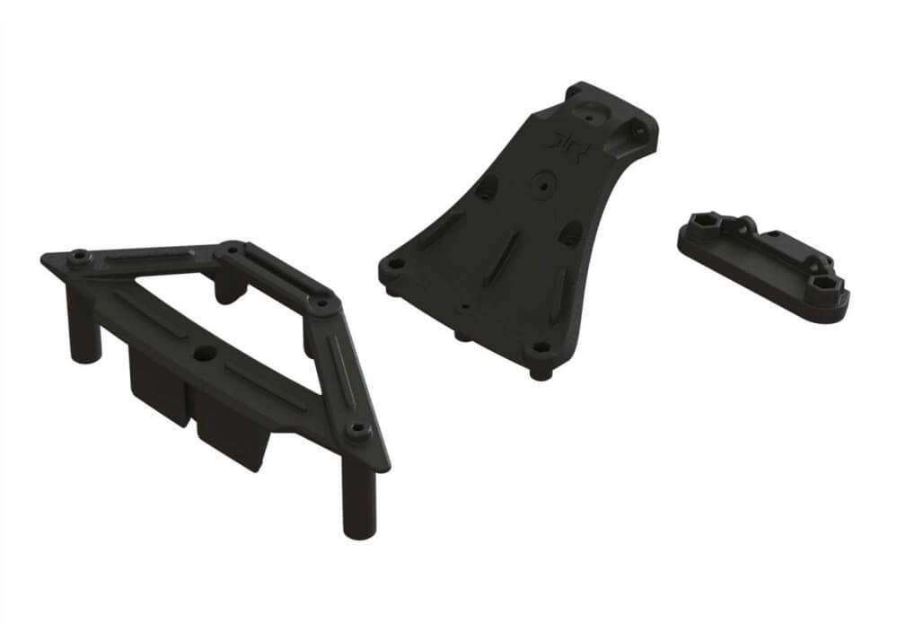 ARRMA Front Bumper Support Set Infraction/Limitless