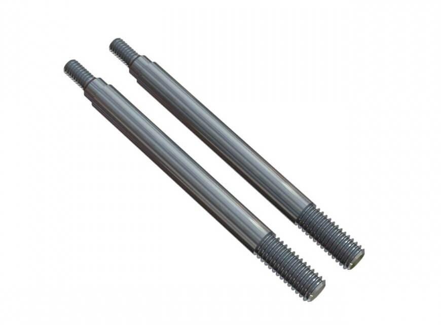 ARRMA 4x48mm Steel Shock Shaft Infraction/Limitless (2)