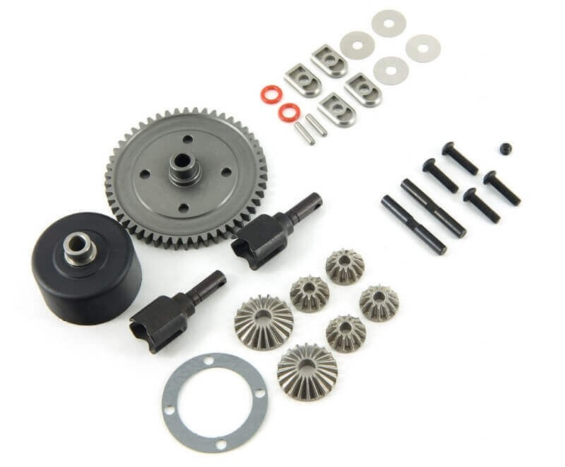 ARRMA 50 Tooth Center Differential Set Kraton 6S/Typhon 6S