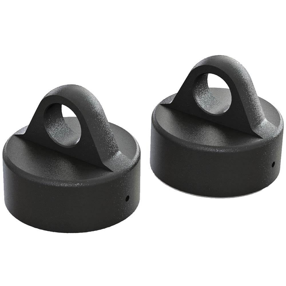 ARRMA Aluminum Shock Caps Infraction/Kraton 6S (2)