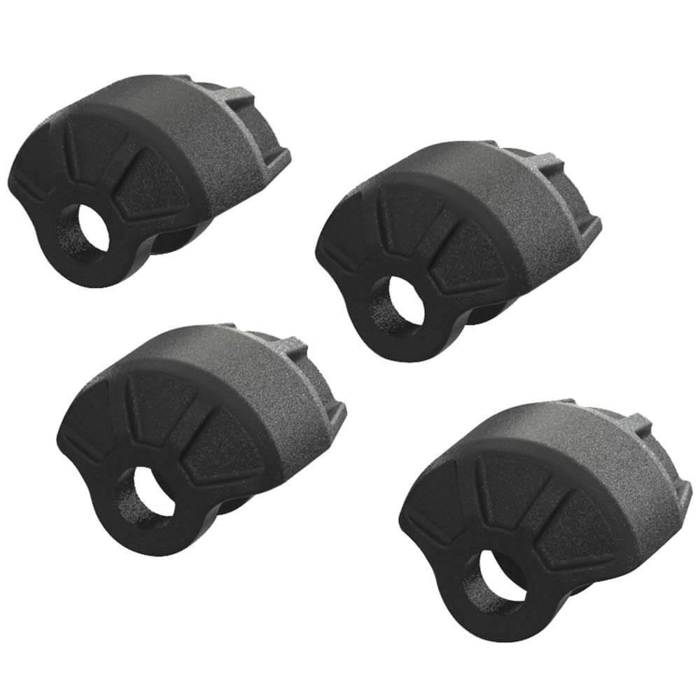 ARRMA Shock Cap Protector Set Infraction/Kraton 6S (4)
