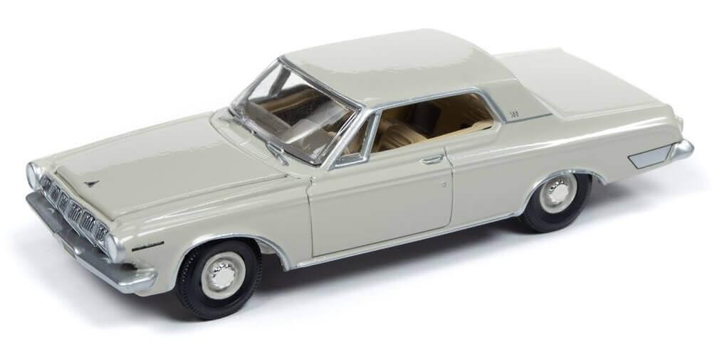 Dodge Polara 1963 auto World 1:64 OVP nuevo