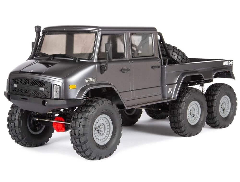 Axial SCX10 II UMG10 6x6 1/10th Rock Crawler RTR
