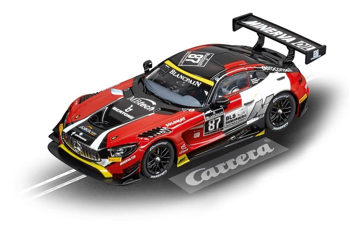 Carrera Evolution Mercedes-AMG GT3 AKKA ASP No.87 1/32 Slot Car