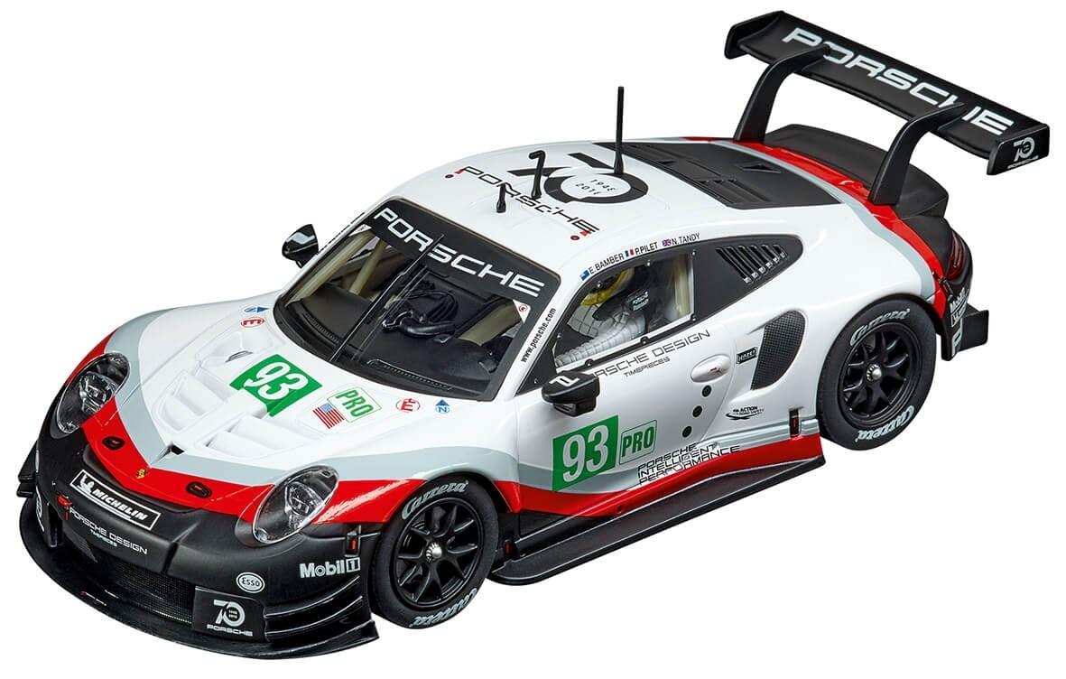Carrera 1:32 Digital Porsche 911 RSR Porsche GT Team #93 Slot Car