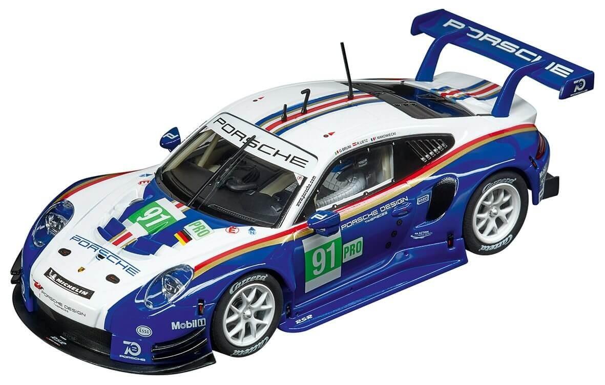 Carrera 1:32 Digital Porsche 911 RSR #91 956 Design Slot Car