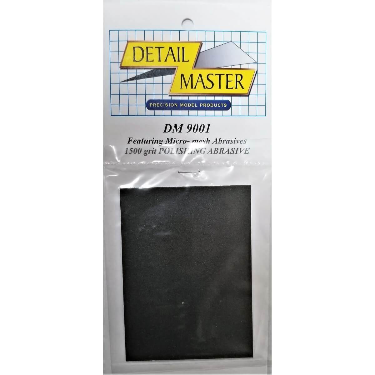 Detail Master 1500 Grit Micro-Mesh Polishing Abrasive
