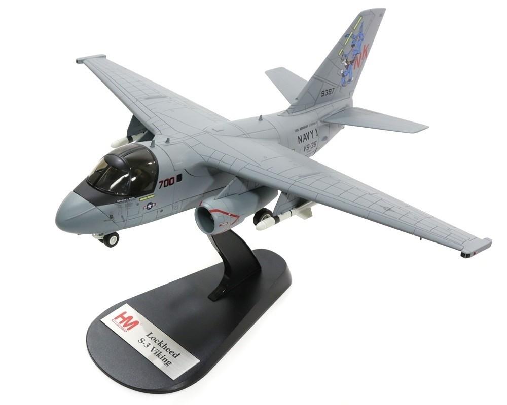 Hobby Master 1/72 S-3B Viking VS-35 Bush Die-Cast Model