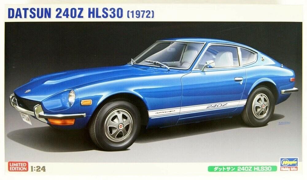Hasegawa 1/24 Datsun 240Z HLS300 Plastic Model Kit