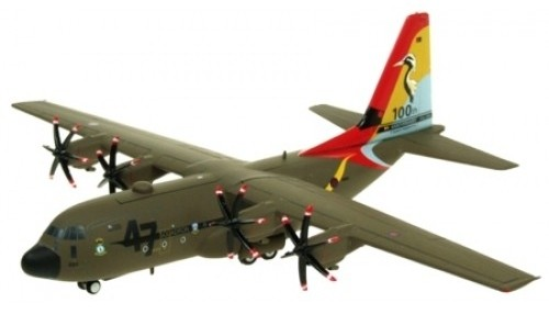InFlight 1/200 C-130J RAF Die-Cast Model
