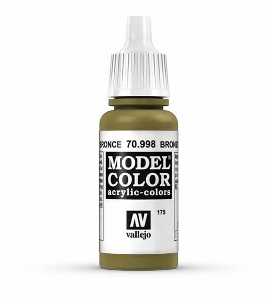 Bronze Model Color 17ml Acrylic Paint