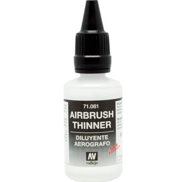 32ml Acrylic Paint Airbrush Thinner