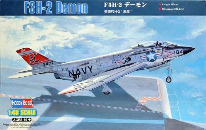 1:48 F3H-2 Demon Fighter