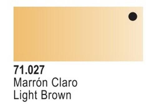 Light Brown Model Air Color 17ml Bottle Paint