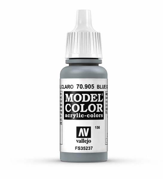 Blue Grey Pale Model Color 17ml Acrylic Paint
