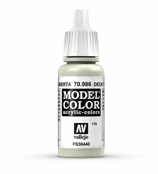 Deck Tan Model Color 17ml Acrylic Paint