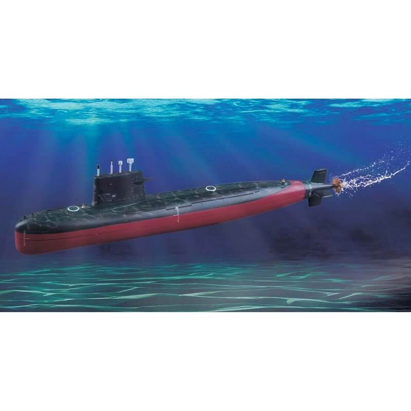 1/350 PLA Chinese Navy 039G Song Class Plastic Model Kit