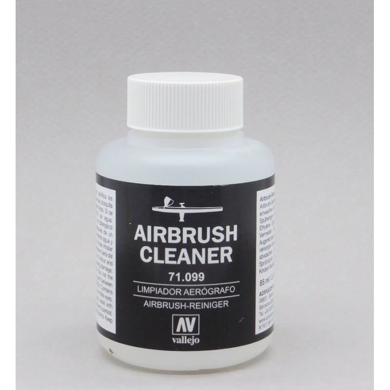 85ml Acrylic Paint Airbrush Cleaner