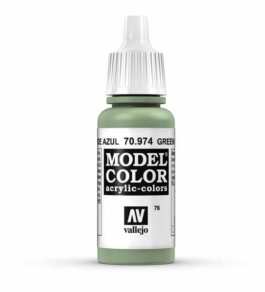 Green Sky Model Color 17ml Acrylic Paint
