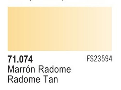 Randome Tan Model Air Color 17ml Bottle Paint