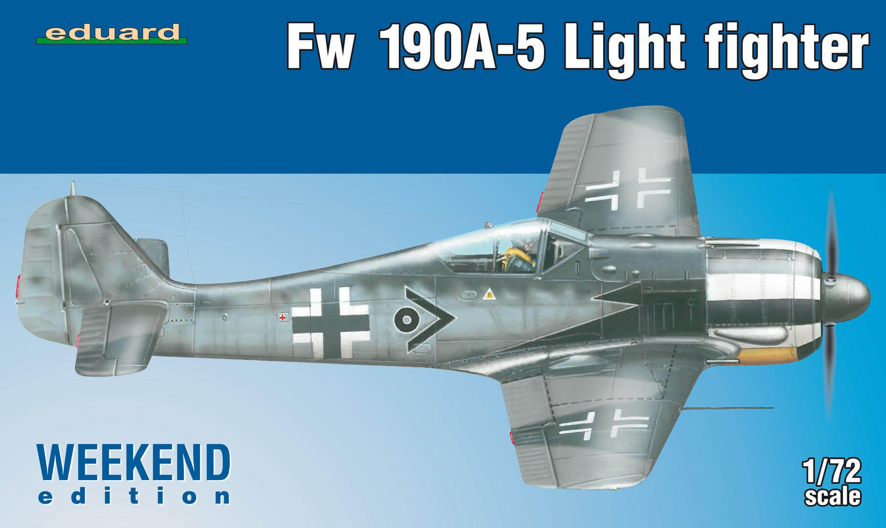 1:72 Fw.180A-5 Weekend Edition Plastic Model Kit