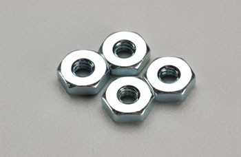 Steel Hex Nuts6-32