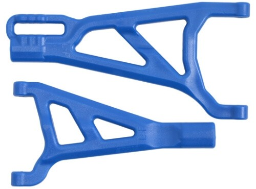 Front Left Suspension Arms Revo/Summit Blue