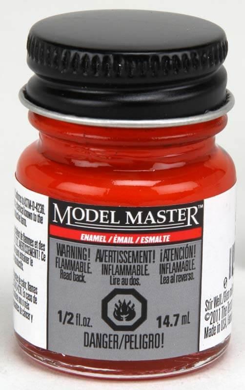 Testors Gloss Sunburst 1/2 oz Enamel Paint