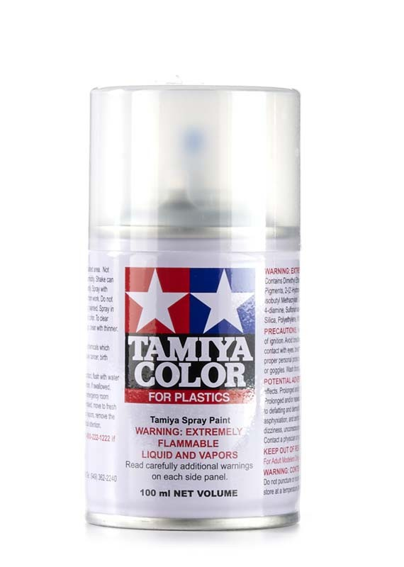 TS-13 Gloss Clear Spray Lacquer 3oz