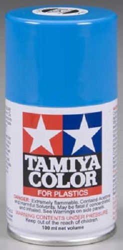 TS-10 French Blue 3 oz Spray Lacquer Paint