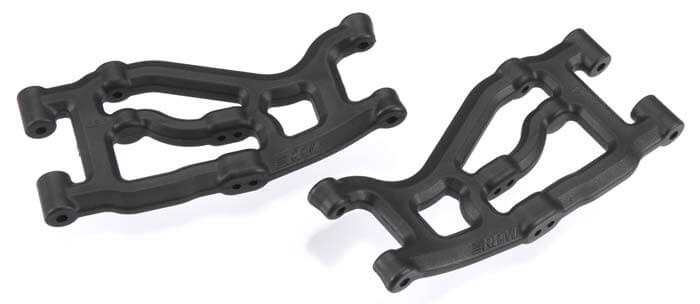 Front A-Arms Black Axial Yeti (2)