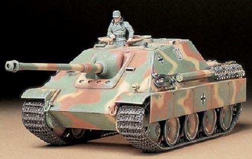 1:35 German Jagdpanther Late Version Plastic Model Kit
