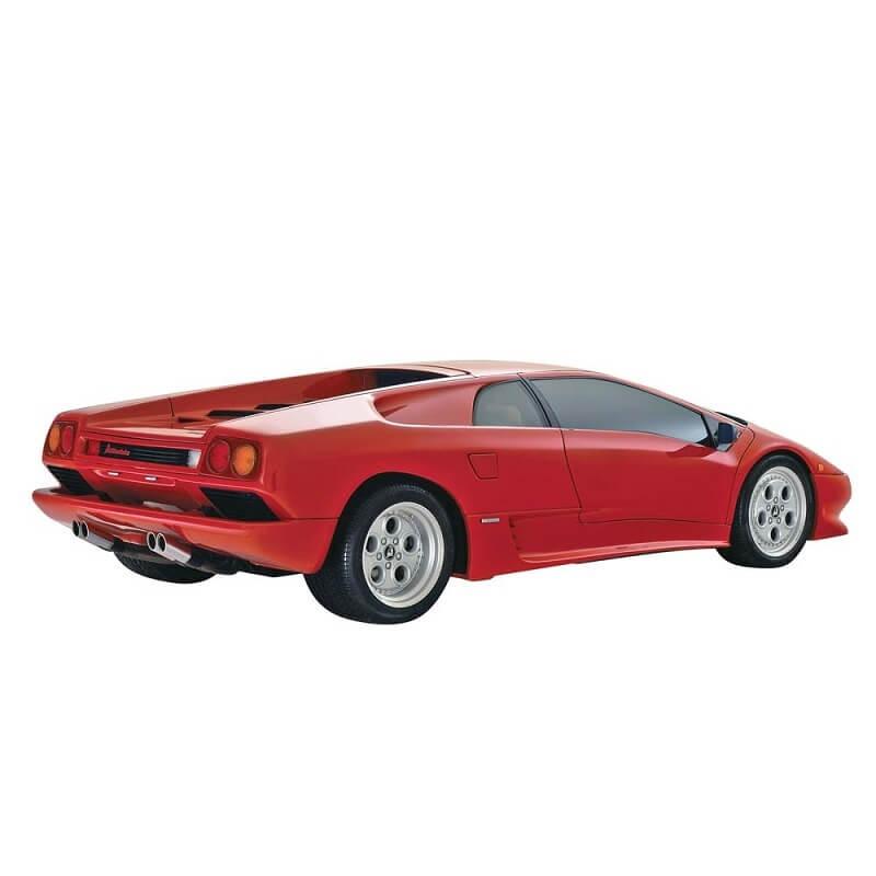 Italeri 1 24 Lamborghini Diablo Plastic Model Kit Mark Twain Hobby