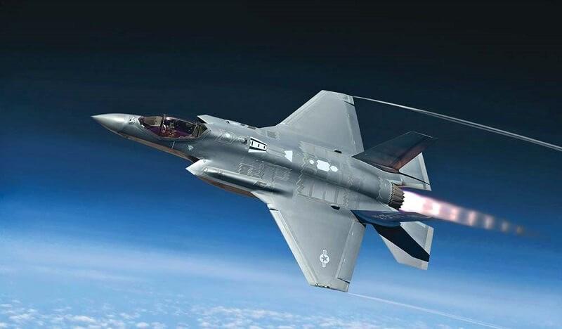 1/32 Lockheed F-35A Lighting II Plastic Model Kit