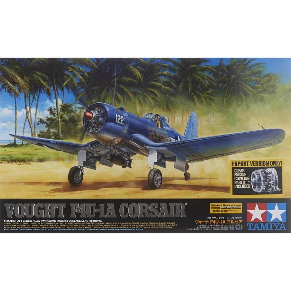 1/32 Vought F4U-1A Corsair Plastic Model Kit