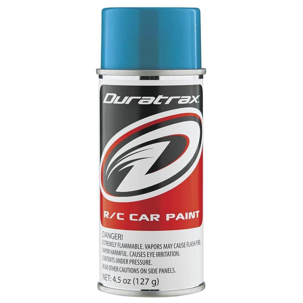 Duratrax Teal Lexan Body Spray Paint