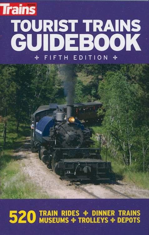 Tourist Trains Guidebook Fifth Edition