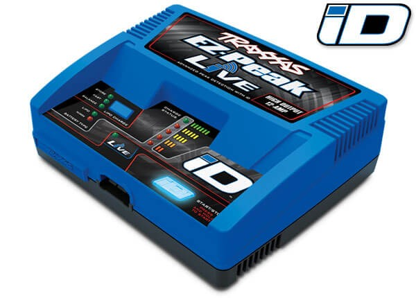 Traxxas EZ-Peak Live 100w Battery Charger